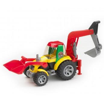 Іграшка екскаватор-навантажувач Roadmax Bruder 20105