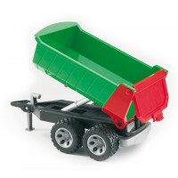 Іграшка причіп-самоскид Roadmax Bruder 20110