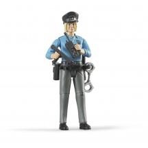 Фигурка женщины-полицейского Bruder (60430)