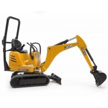 Іграшка міні екскаватор JCB 8010 CTS Bruder 62003