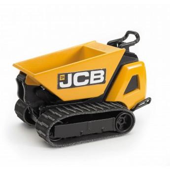 Игрушка Bruder гусеничный перевозчик JCB Dumpster HTD-5 (62005)