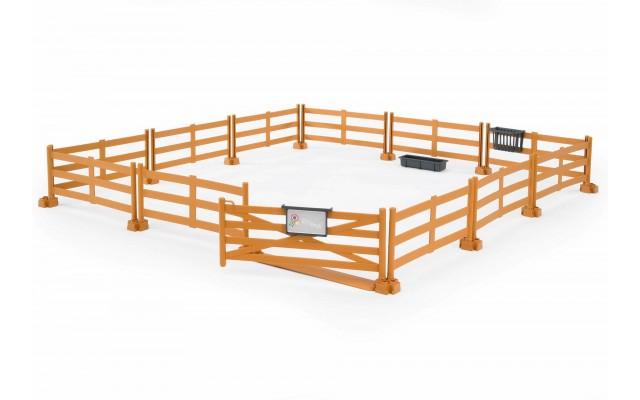 Іграшка загін для коней Bruder 62604