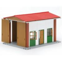 Іграшка гараж для транспорту з розсувними дверима Bruder 68010