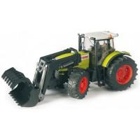 Игрушка Bruder трактор Claas Atles 936 RZ с погрузчиком (03011)