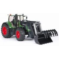 Іграшка трактор з навантажувачем Fendt 936 Vario Bruder 03041