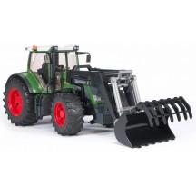 Игрушка Bruder трактор Fendt 936 Vario с погрузчиком (03041)