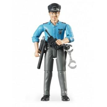 Фігурка поліцейський Bruder 60050