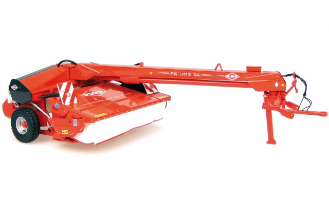 Іграшка UH косарка KUHN FC 303 GC