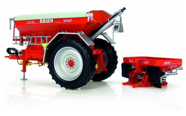 Іграшка розкидач добрив RAUCH TWS 7000 & AXIS 30.1