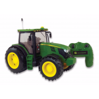 Іграшка трактор John Deere 6190R на р / у Britains (42838)