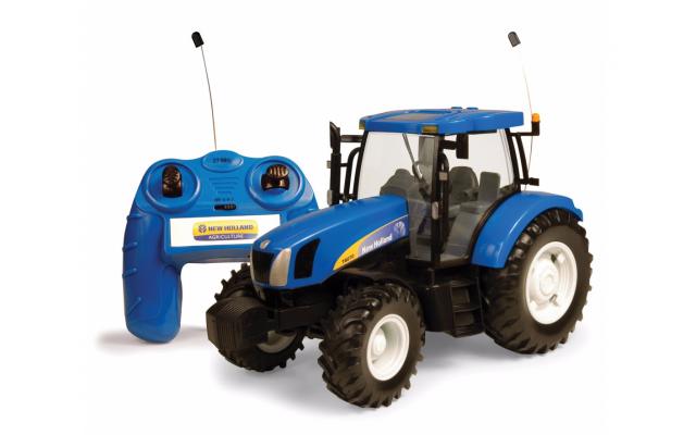 Игрушка трактор New Holland T6070 на р/у Britains (42601)