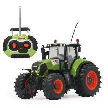 Іграшка трактор Claas Axion 850 на р / у (34415)