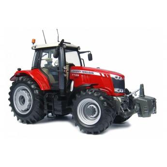 Игрушка трактор Massey Ferguson 7726, M1:32