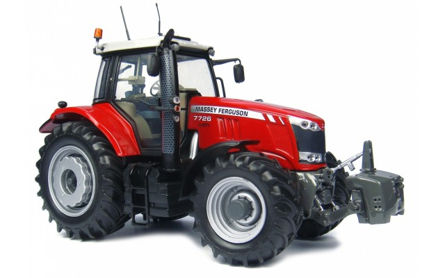 Іграшка трактор Massey Ferguson 7726, M1: 32