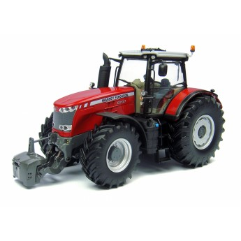 Игрушка трактор Massey Ferguson 8737, M1:32