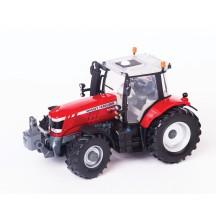 Игрушка трактор Massey Ferguson 7718, 1:32