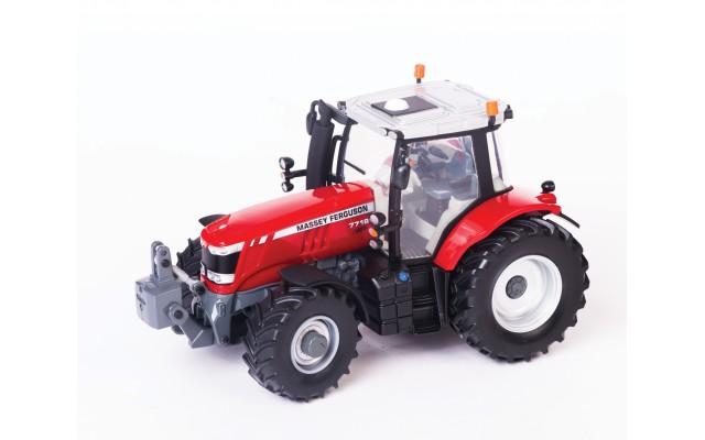 Іграшка трактор Massey Ferguson 7718, 1:32