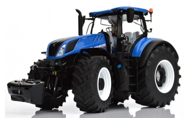 Іграшка трактор New Holland T7.315 Blue, 1:32