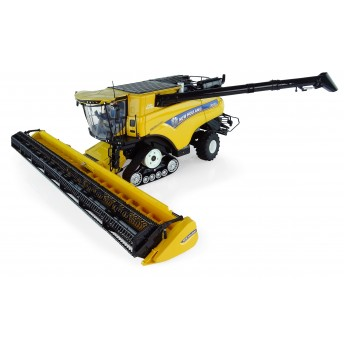 Игрушка комбайн New Holland CR 10.90 Revelation, M1:32
