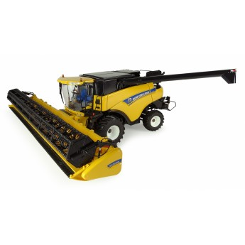 Игрушка комбайн New Holland CR-9080, M1:32