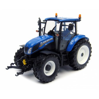 Игрушка трактор New Holland Т5.115, M1:32