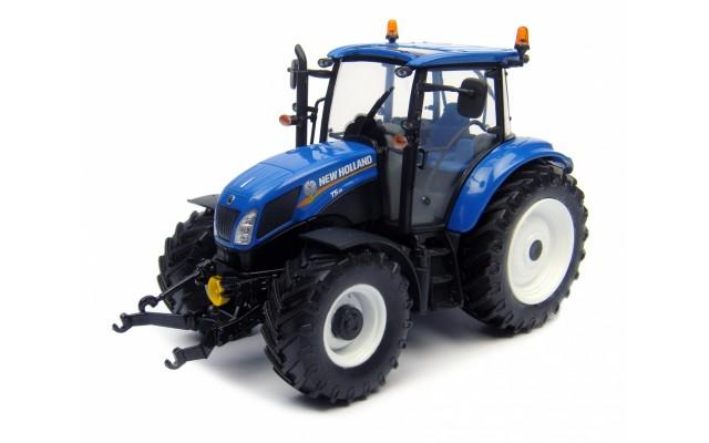 Іграшка трактор New Holland Т5.115, M1: 32