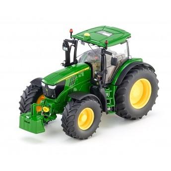 Игрушка трактор John Deere 6210 R