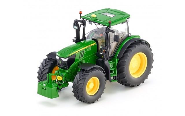 Іграшка трактор John Deere 6210 R