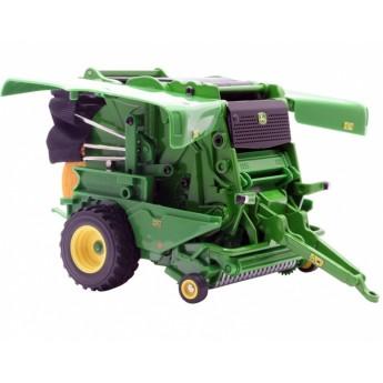 Іграшка прес-підбирач рулонний John Deere 990