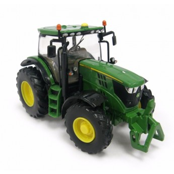 Игрушка трактор John Deere 6150R
