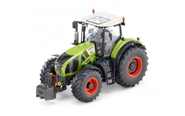 Игрушка трактор Claas Axion 950
