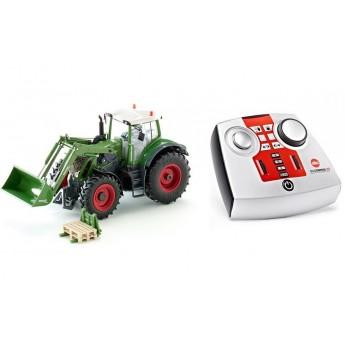 Іграшка трактор Fendt 939 на радіокеруванні Siku (6778)