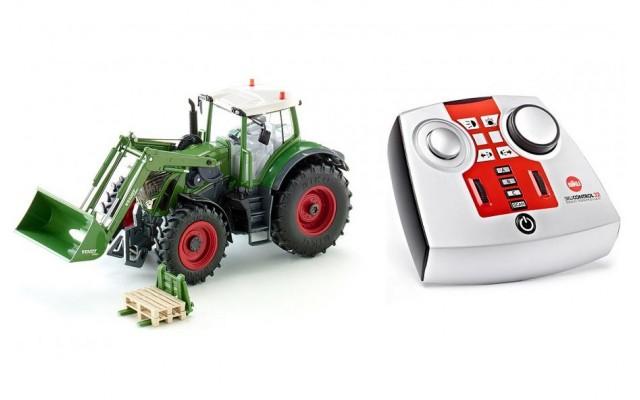 Игрушка трактор Fendt 939 на радиоуправлении Siku (6778)