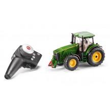 Игрушка трактор John Dr. 8345R на радиоуправлении Siku (6881)