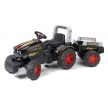 Трактор на педалях Falk 1075B Farm King с прицепом