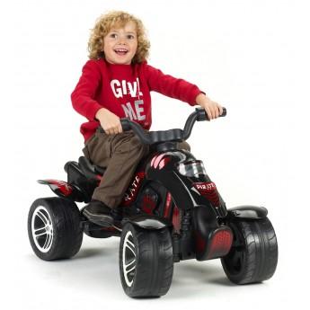 Квадроцикл на педалях Falk 605 Pirate черный