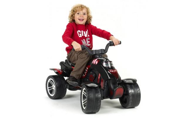 Квадроцикл на педалях Falk 605 Pirate чорний