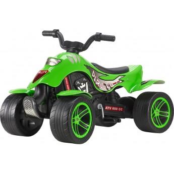 Квадроцикл на педалях Falk 609 Pirate зеленый