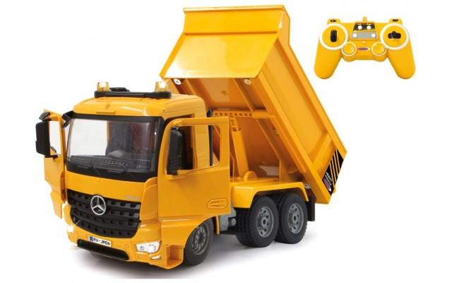 Іграшка самосвал Mercedes Arocs на радіокеруванні Jamara (404940)