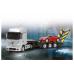 Тягач з машинкою Mercedes Actros радіокерований Jamara (405105) title=
