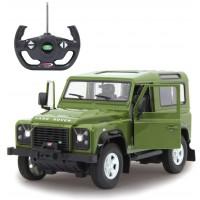 Іграшка джип Land Rover на радіокеруванні Jamara (405155)