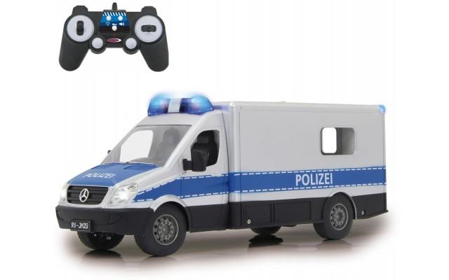 Полицейский фургон Mercedes Sprinter на р/у Jamara (405165)