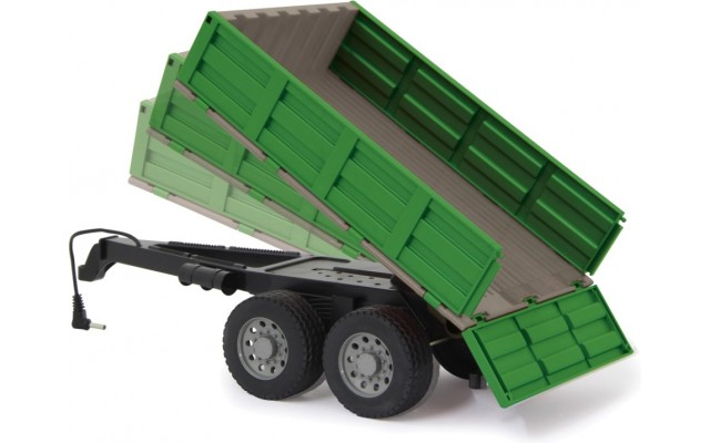 Игрушка прицеп тракторный на радиоуправлении Jamara (412412)