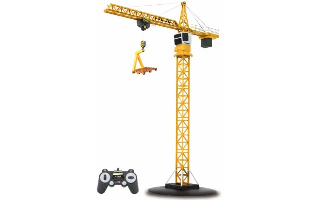 Іграшка баштовий кран Liebherr на радіокеруванні Jamara (405109)