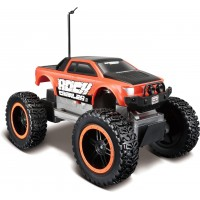 Машинка на р/у монстр-трак Maisto Tech Rock Crawler Jr. червоно-чорна (81162 red/black)