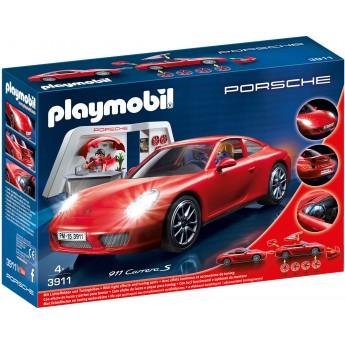 Playmobil 3911 - Порш 911 Carrera S - машинка Плеймобил Sports & Action