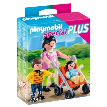 Playmobil 4782 - Мама с детьми - фигурки Плеймобил Special Plus