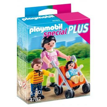 Playmobil 4782 - Мама з дітьми - фігурки Плеймобіл Special Plus