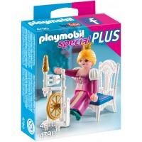 Playmobil 4790 - Принцеса з прядкою - фігурка Плеймобіл Special Plus