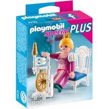 Playmobil 4790 - Принцесса с прялкой - фигурка Плеймобил Special Plus